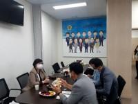 200918 박옥분 의원, 광교호수중학교 부실공사 우려에 대한 학교시설 점검 실시.jpg