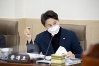 201126 황대호 의원, 비정규직에 칼날 드리우는 도교육청의 불합리한 행정 질타 (1).JPG